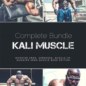 Kali Muscle Ebook Bundle (6 Ebooks) Instant Download