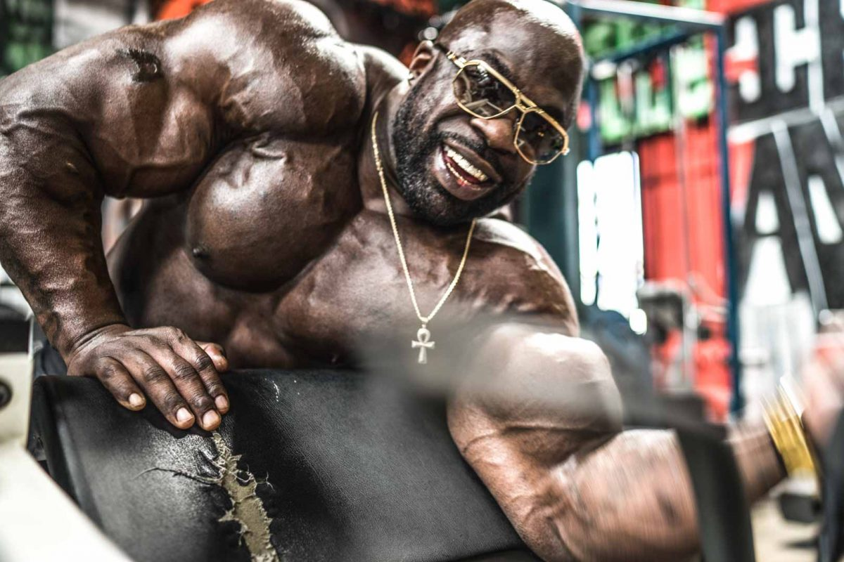 Kali Muscle books – Get Jacked!